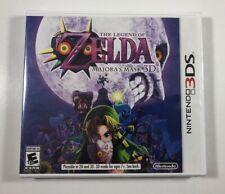 The Legend of Zelda: Majora's Mask 3D (Nintendo 3DS, 2015) Original Case