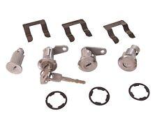Mustang Trunk / Door / Ignition Lockset 1967 1968 1969 - Scott Drake