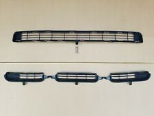 fits 2009-2012 TOYOTA RAV4 Front Bumper Grille Middle & Lower NEW SET 2PC
