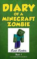 Diary of a Minecraft Zombie Book 1: A Scare of A Dare: Volume 1, Zombie, Zack, V