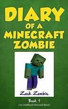 Diary of a Minecraft Zombie Book 1: A Scare of A Dare: Volume 1, Zombie, Zack, V