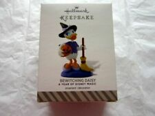 Hallmark Ornament 2014 Bewitching Daisy 3rd in Series a Year of Disney Magic