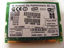 HP 392557-002 WIFI CARD USED BCM94318MPG  S19