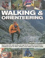 Walking & Orienteering: How to cross hills, back country and rough ter-ExLibrary