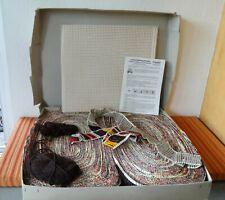 Neues AngebotBeautyflor Isfahan Teppich zum Selberknüpfen. Schurwolle Knüpfen Perserteppich