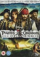 Pirates Of The Caribbean - On Stranger Tides (DVD ' 2 Disc Special Edition)