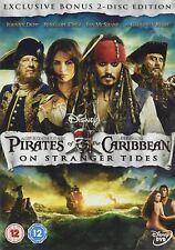 Pirates of the Caribbean - On Stranger Tides (DVD ' 2 Discos Edición Especial)
