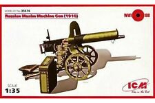 ICM 35674 1/35 Russian Maxim Machine Gun (1910)
