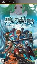 Used PSP FALCOM Eiyuu Densetsu: Ao no Kiseki SONY PLAYSTATION JAPAN IMPORT
