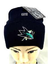 San Jose Sharks NHL Basic Cuffed Knit Beanie