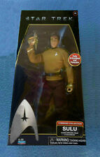 SULU STAR TREK COMMAND COLLECTION 12 INCH FIGURE PLAYMATES