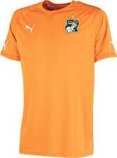 Ivory Coast PUMA Home Football Shirts (National Teams)