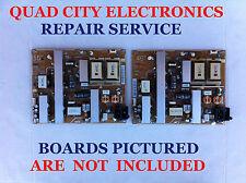 REPAIR SERVICE For BN44-00342B  BN44-00341B BN44-00418A Samsung Power supplies
