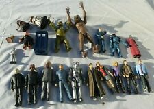 DOCTOR WHO FIGURES COLLECTOR PLAY FIGURES DARLEKS POLICE BOX TOYS