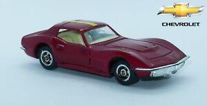 Chevrolet Corvette coupé 1/43 Intercars Nacoral *New in box*
