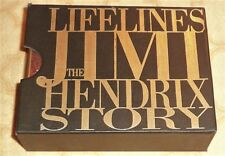 (4) CASSETTE TAPE BOX SET / LIFELINES THE JIMI HENDRIX STORY / 9 26435-2