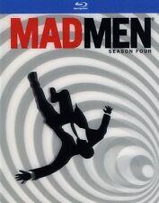 Mad Men: Season Four [3 Discs] Blu-ray Region A