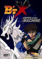 B'T X: La Serie Completa en Español Latino (Set de 4-DVD'S)