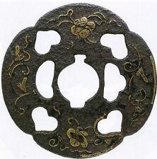 Japanese Samurai Sword  Heianjo Tsuba Converted to Naginata for Battle RARE FIND