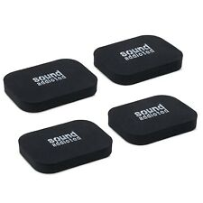 Isolation Pads for Soundbar - Anti Vibrations Foam Pads (4PC) fits Sound Bars