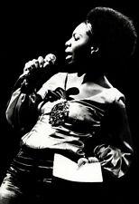 Nina Simone Poster, Singer, Songwriter, Political Activist