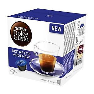 Nescafe Dolce Gusto Cápsulas Café Latte Expreso Nesquik Caja De 16 Piezas
