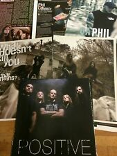 All That Remains, Lot of Five Full Through Three Page Clippings