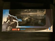 MAFEX BATPOD THE DARK KNIGHT RISES BATMAN ABS & ATBC-PVC NIB