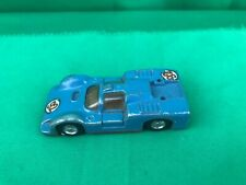 Vintage SPEEDY Chaparral 2F No. 802 Die Cast Race Car - Made in Italy RARE