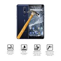 """Protection Verre de Verre Trempé pour Nokia 5.1 (4G) 5.5"""""""