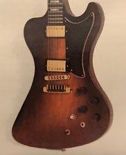 1978 Gibson RD Artist Dealer Sheet