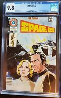 Space: 1999 CGC 9.8 First Print - Based on TV Show - only 7 copies @ 9.8. HTF!!!