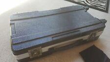 Gator G-MIX 12x24 ATA Molded Rolling Mixer Equipment Pedal Case Handle Wheels