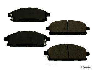 Disc Brake Pad Set Front WD Express 520 08550 032