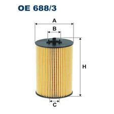 Ölfilter - Filtron OE688/3