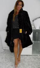 Pelzmantel Nerzmantel Nerz Pelz Mink Fur coat pelliccia visone Fourrure Hopka XL