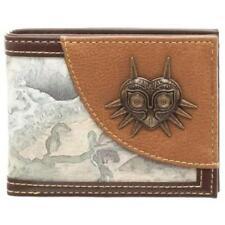 The Legend of Zelda Majora's Mask Bi-Fold Wallet