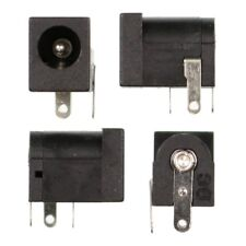 4x 5.5 Mm x 2.1 mm Fuente de alimentación DC de PCB Conector Hembra/Barril Jack