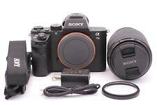Sony Alpha a7 II 24.3MP Digital Camera - Black (Kit w/ FE OSS 28-70mm Lens)