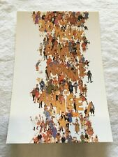 CARTE POSTALE TINTIN VOEUX   HOMMAGE A HERGE PASTICHE