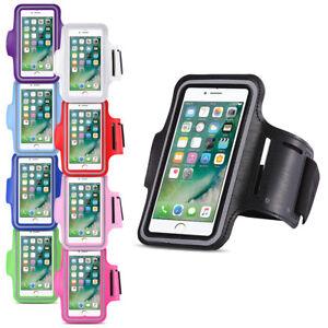 Sportarmband Armtasche Fitnesstasche für Smartphone Handy Hülle Jogging Tasche