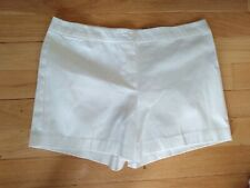 Worthington Modern Fit Women's Casual Shorts Size 14 White