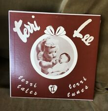 Terri Lee Doll Childrens Record Album 1950's
