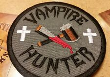 Vampire Hunter patch
