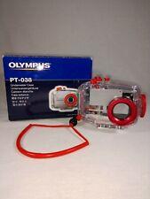 Olympus PT-038 Underwater Case For Olympus FE-280/X-820/C-520 & FE-230/X-790