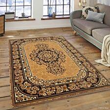 Rugs Area Rugs Carpets 8x10 Rug Oriental Large Floor Big Floral Beige 5X7 Rugs ~