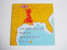 Un American Blues Activities Volume One Blues Various BEDLP 9 UK LP