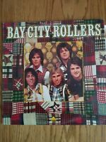 BAY CITY ROLLERS - (SELF-TITLED) - 1975 ARISTA RECORDS LP - (VG/VG)