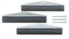 "3 Arm Replacement Stones for Engine Cylinder Hone 80 Grit 4"" long x 5/8 wide"