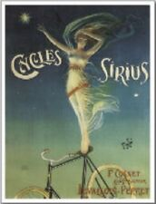 """""""The Cycles Sirius.Bicycle"""" . /Post Card/"""